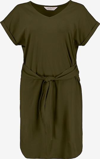 Studio Untold Kleid in oliv, Produktansicht