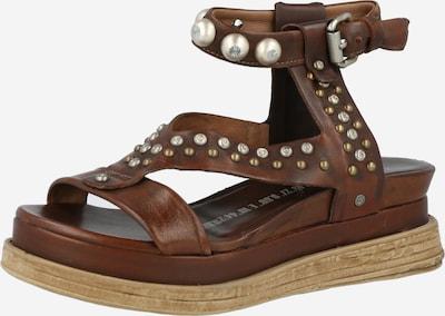 A.S.98 Sandały 'LAGOS' w kolorze brązowym, Podgląd produktu