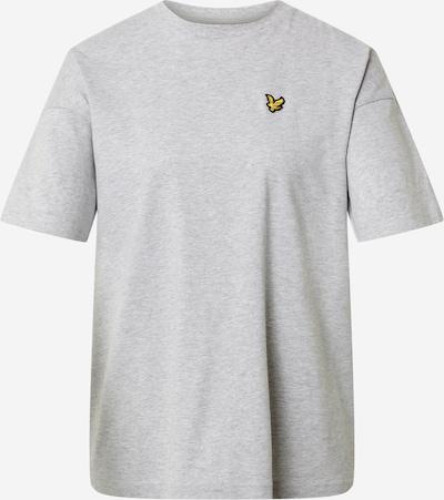 Maglietta Lyle & Scott di colore giallo / grigio sfumato / nero, Visualizzazione prodotti