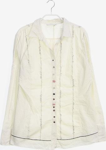 Elisa Cavaletti Blouse & Tunic in M-L in White