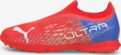 PUMA Fußballschuh in blau / rot / weiß, Produktansicht