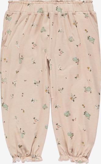 NAME IT Spodnie 'FELINE' w kolorze mieszane kolory / pudrowym, Podgląd produktu