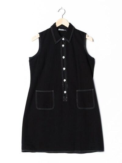 Talbots Jeanskleid in M-L in black denim, Produktansicht