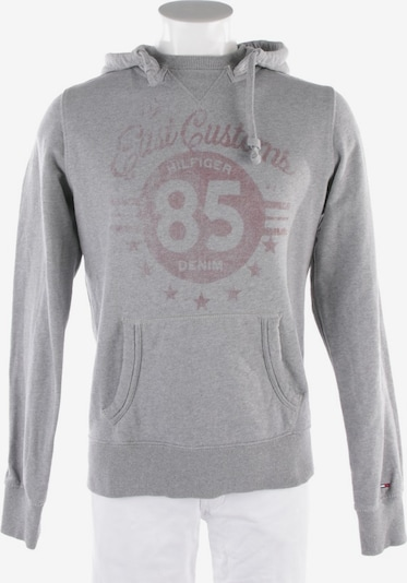 Tommy Jeans Pullover / Strickjacke in S in hellgrau, Produktansicht