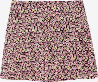 MANGO Skirt 'Aretha' in Blue / Saffron / Green / Black, Item view