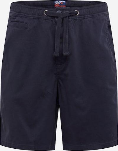 Superdry Панталон Chino в нейви синьо, Преглед на продукта