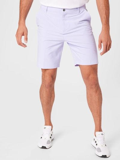 Pantaloni sport adidas Golf pe mov liliachiu, Vizualizare model