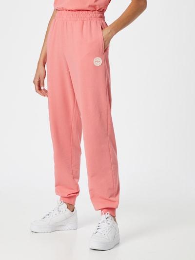 FILA Pants 'ELENA' in Light pink, View model