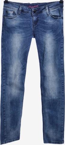 CIPO & BAXX Stretch Jeans in 27-28 x 32 in Blau