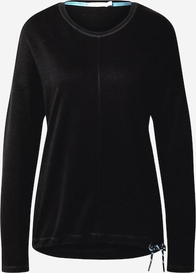 CECIL Shirt in schwarz, Produktansicht