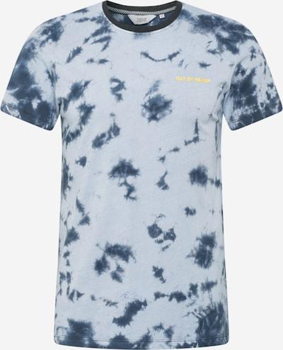 !Solid T-Krekls 'Pier' zils / dzeltens / melns, Preces skats