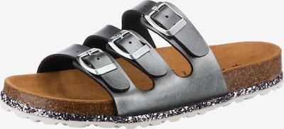LICO Sandalias 'Bioline Sensation' en plata, Vista del producto