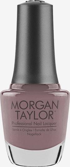 Morgan Taylor Nail Polish 'Gold & Brown Collection' in Black / Transparent, Item view