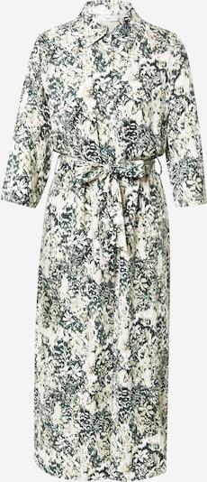 minimum Kleid 'Norri' in hellgrün / dunkelgrün / weiß, Produktansicht