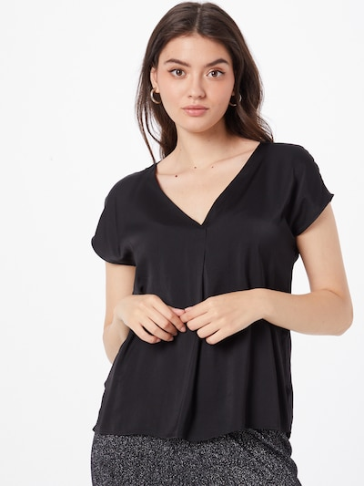 COMMA Blouse in Black, View model