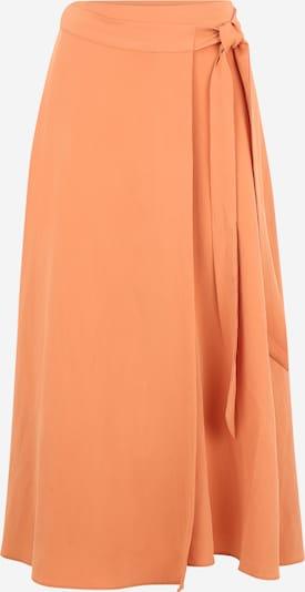 Fustă 'SUNNA' Y.A.S Tall pe roșu orange, Vizualizare produs