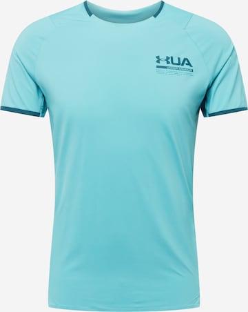 UNDER ARMOUR Funksjonsskjorte i blå