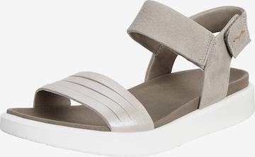 ECCO Sandale in Grau