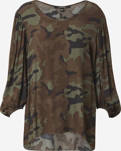 True Religion Bluzka w kolorze atramentowy / brązowy / oliwkowym, Podgląd produktu