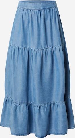 MORE & MORE Skirt in Blue