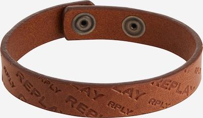 REPLAY Bracelet en marron, Vue avec produit