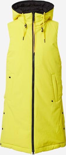 ICEPEAK Wendbare Sportweste in navy / gelb, Produktansicht