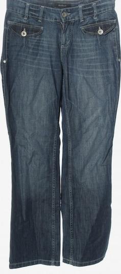 One Touch Straight-Leg Jeans in 29 in blau, Produktansicht