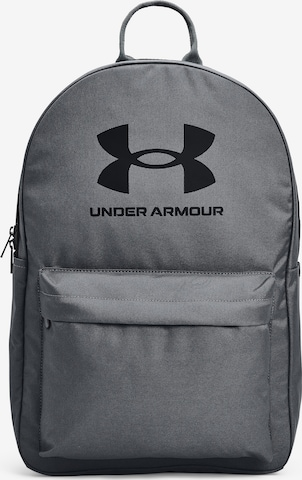 UNDER ARMOUR Sports Backpack ' Loudon ' in Grey