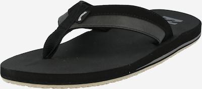 BILLABONG Чехли за плаж/баня 'ALL DAY IMPACT' в черно, Преглед на продукта