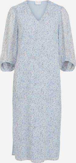 VILA Robe en bleu ciel, Vue avec produit