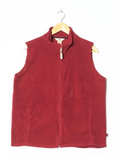Woolrich Weste in XL in rot, Produktansicht