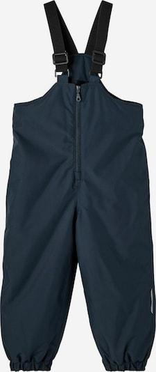 NAME IT Functionele broek in de kleur Blauw / Donkerblauw, Productweergave