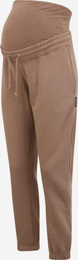 Missguided Maternity Pantalon en marron, Vue avec produit
