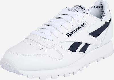 Reebok Classic Sneaker in navy / weiß, Produktansicht