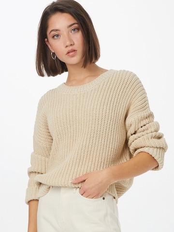 Riani Sweter w kolorze beżowy