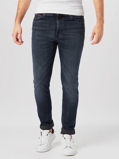 Džinsai 'SIMON' iš Tommy Jeans , spalva - tamsiai (džinso) mėlyna: Vaizdas iš priekio