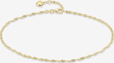 BRUNO BANANI Fußkette in gold, Produktansicht