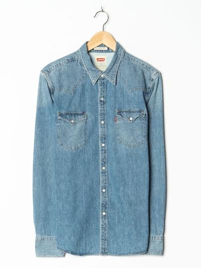 LEVI'S Jeanshemd in L in blue denim, Produktansicht
