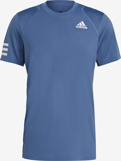 ADIDAS PERFORMANCE T-Shirt in blau / weiß, Produktansicht