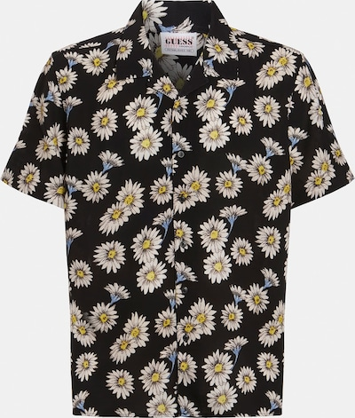 GUESS Hemd in schwarz, Produktansicht