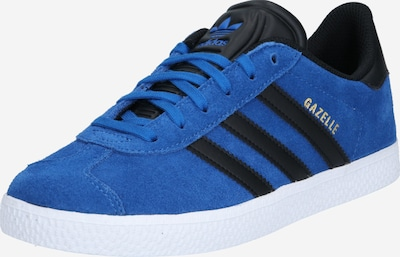 ADIDAS ORIGINALS Sneaker 'GAZELLE ' in blau / schwarz, Produktansicht