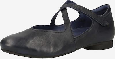 THINK! Ballerinas in kobaltblau, Produktansicht