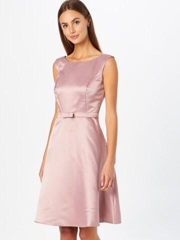 SWING Cocktailjurk in Roze