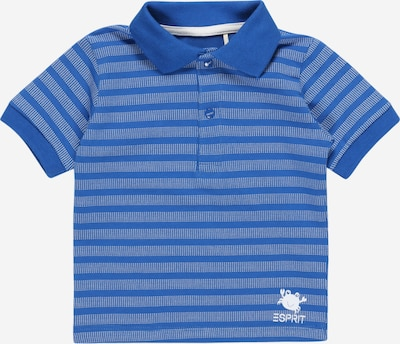 ESPRIT T-Shirt en bleu fumé / bleu roi / blanc, Vue avec produit