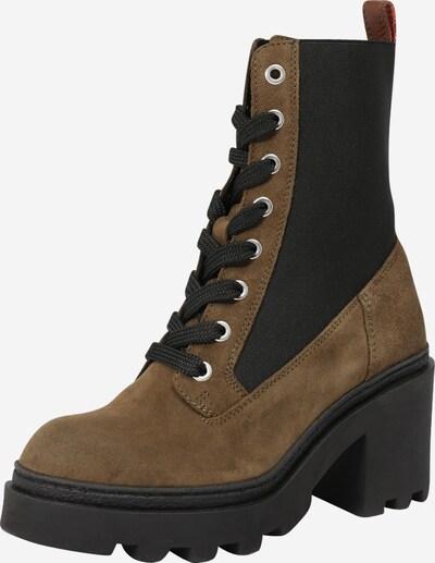 SCOTCH & SODA Stiefel 'Calista' in khaki / schwarz, Produktansicht
