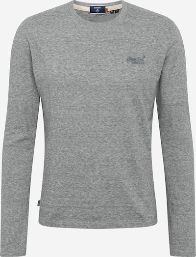 Superdry T-Krekls raibi pelēks, Preces skats