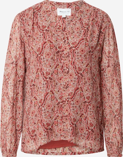 Maison 123 Blouse in Beige / Coral / Rose / Dark red, Item view