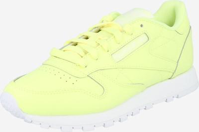 Reebok Classic Zemie brīvā laika apavi neona dzeltens, Preces skats