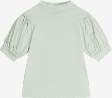 LMTD T-Shirt 'Fuff' in Grün