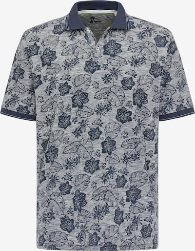 PIONEER Shirt in de kleur Donkerblauw, Productweergave
